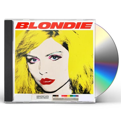 BLONDIE 4(0)-EVER: G.H. DLX / GHOSTS OF DOWNLOAD CD