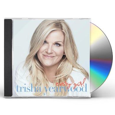 Trisha Yearwood EVERY GIRL CD