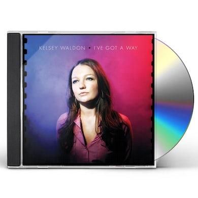Kelsey Waldon I'VE GOT A WAY CD