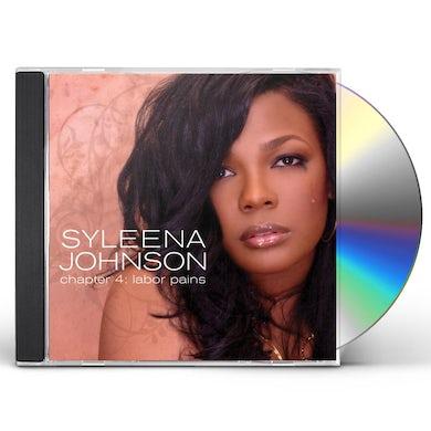 syleena johnson CHAPTER 4: LABOR PAINS CD