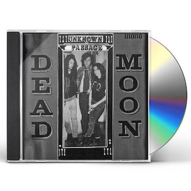 Dead Moon UNKNOWN PASSAGE CD