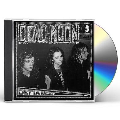 Dead Moon DEFIANCE CD