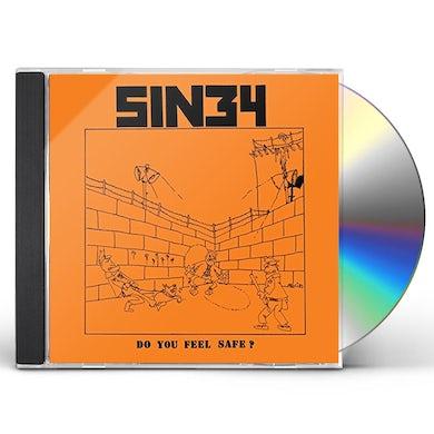 SIN 34 DO YOU FEEL SAFE CD