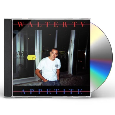 WALTER TV APPETITE CD