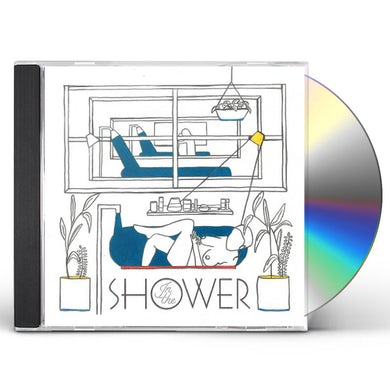 Homeshake IN THE SHOWER CD