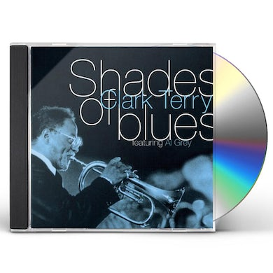 Clark Terry SHADES OF BLUES CD