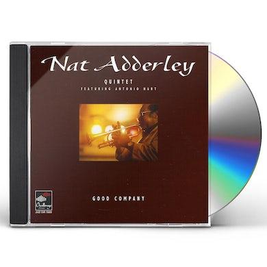 Nat Adderley GOOD COMPANY CD