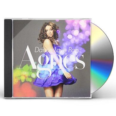 Agnes DANCE LOVE POP CD