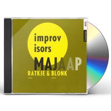 MAJAAP CD