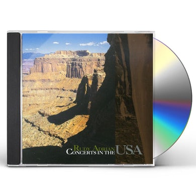 Rudy Adrian CONCERTS IN THE USA CD