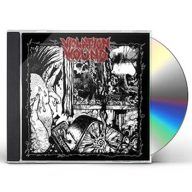 Violation Wound CD