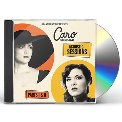 Caro Emerald ACOUSTIC SESSIONS CD