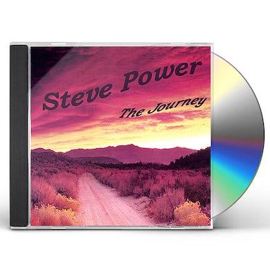 Steve Power JOURNEY CD