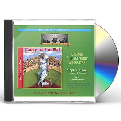 London Philharmonic Orchestra CASEY AT THE BAT CD