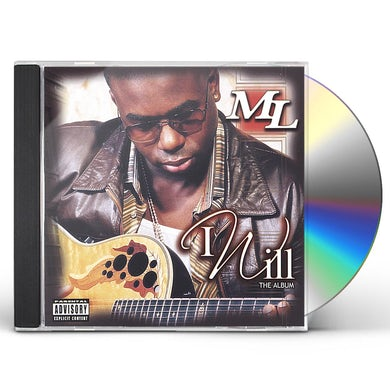 ml I WILL THE ALBUM CD