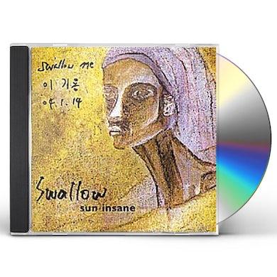Swallow SUN INSANE CD