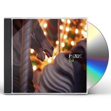 Panic LOCINANTE CD