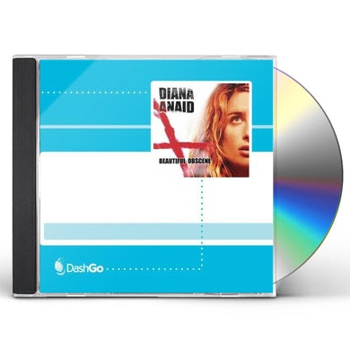 Diana Anaid BEAUTIFUL OBSCENE CD