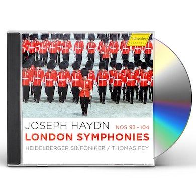 Haydn LONDON SYMPHONIES CD