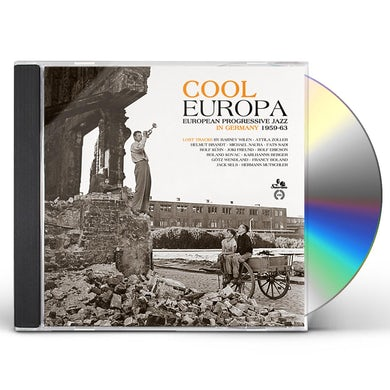 Cool Europa: European Progressive Jazz / Various CD
