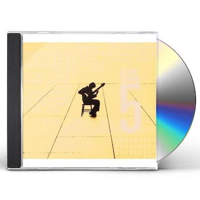 Alain Caron 5 CD
