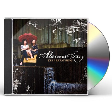 Alanna Story KEEP BREATHING CD