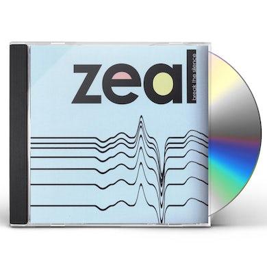 ZEAL BREAK THE SILENCE CD