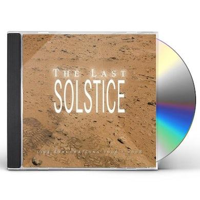 LAST SOLSTICE (LIVE) CD