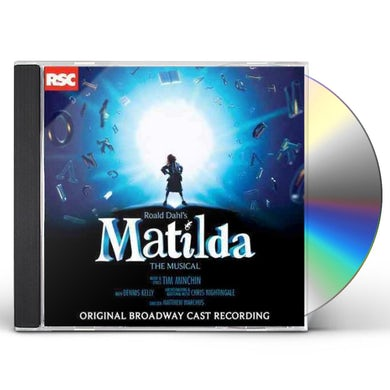 Tim Minchin Matilda (OCR) CD