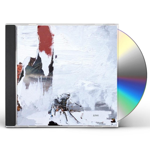 Rusty Willoughby ANTI CD