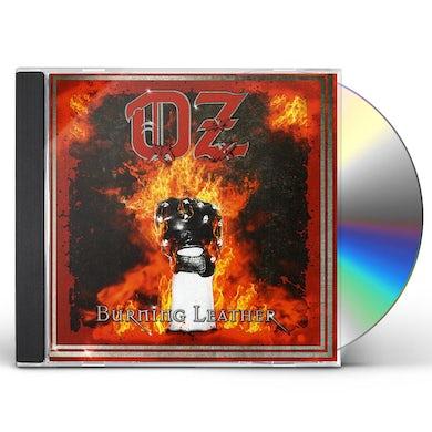 BURNING LEATHER CD