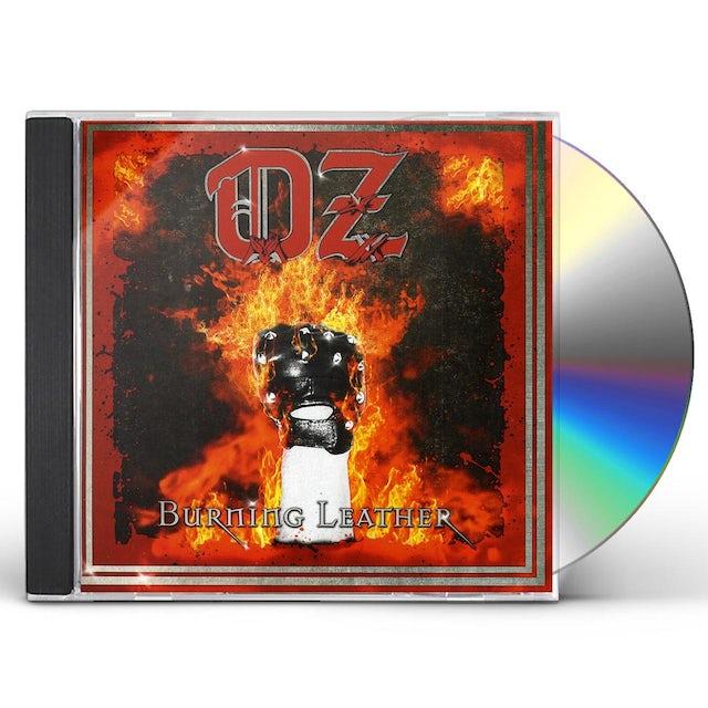 Oz BURNING LEATHER CD