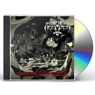 Enslaved HORDANES LAND CD