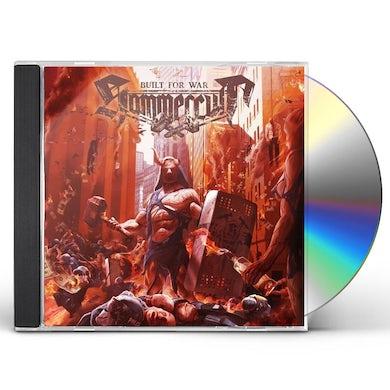 Hammercult BUILT FOR WAR CD