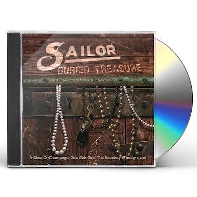 BURIED TREASURE: SAILOR ANTHOLOGY CD
