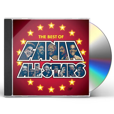 QUE PASA: THE BEST OF THE FANIA ALL STARS CD