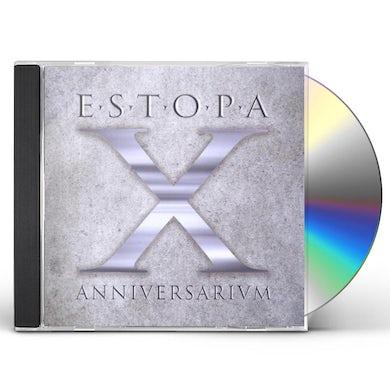 Estopa X ANNIVERSARIVN CD