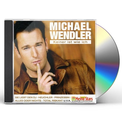 Michael Wendler KEINER IST WIE ICH CD