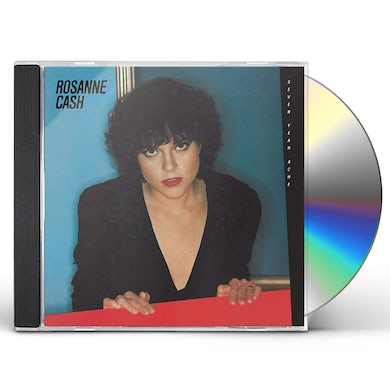Rosanne Cash SEVEN YEAR ACHE CD