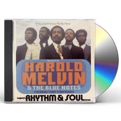Harold Melvin & Blue Notes IF YOU DON'T KNOW ME BY NOW: BEST OF CD