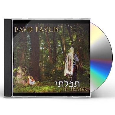 David Paskin T'FILATI CD