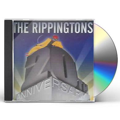 Rippingtons 20TH ANNIVERSARY CELEBRATION CD