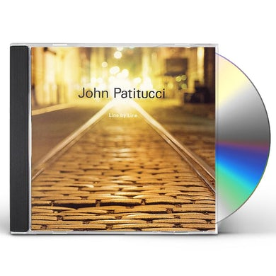 John Patitucci LINE BY LINE CD