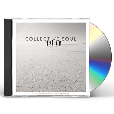Collective Soul SEE WHAT YOU STARTED BY CONTINUING CD