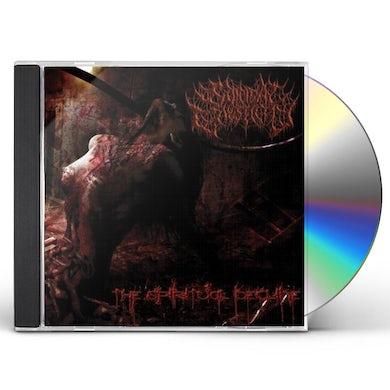 Suicidal Causticity SPIRITUAL DECLINE CD