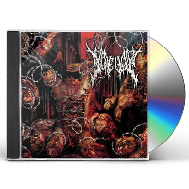 Gorevent ABNORMAL EXAGGERATION CD