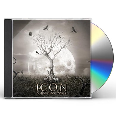 Icon & The Black Roses THORNS CD