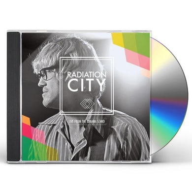Radiation City LIVE FROM THE BANANA STAND CD