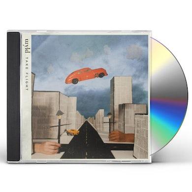 Wyld TAKE FLIGHT CD