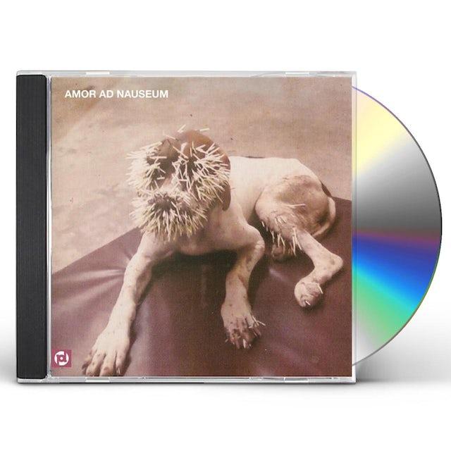Aan AMOR AD NAUSEUM CD
